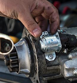 Starter Motor Small