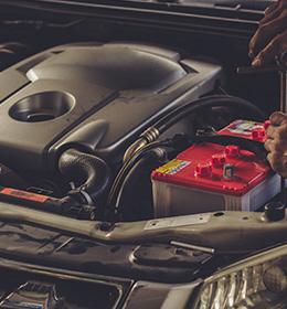Car Battery Small